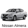 car rental nissan almera