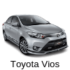 car rental toyota vios